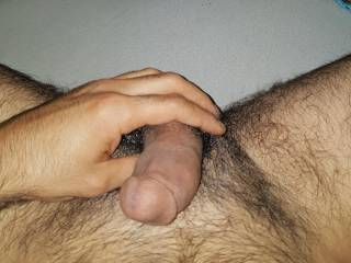 must masturbate after work.. before erection