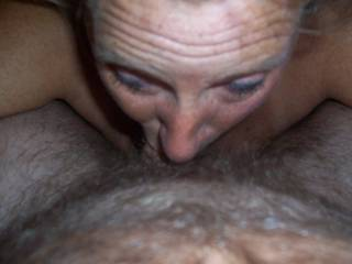 I wanna fuck your throat and shoot my cum when my cock's as far down your throat as it'll go! ;-)