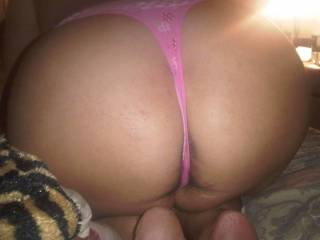 love to remove your thong and make my tongue n cock happy