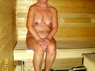 """What you think about her """"mature"""" body............"""