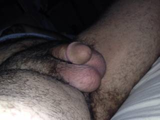 luv to lick that cock as I massage your big full balls mmmm