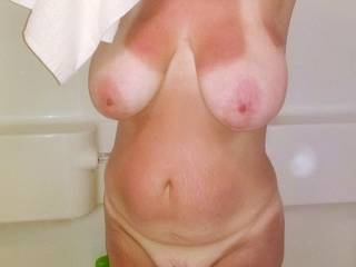 your tits are fucking amazing,love to play with then while i suck your sexy pussy