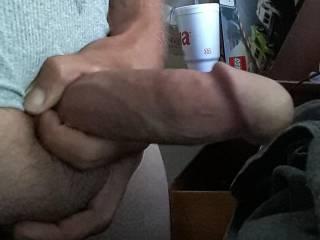 My dick.