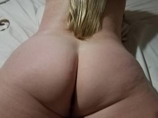 Look at that ass!!!!! Now imagine burying your face right in there, it\'s amazing!!!!!