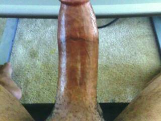Wow you have a fantastical big dick and I would love to watch that pleasure my sexy little cock loving wife in every way possible. You could fill her sweet pussy with your hot sex juice and I would be a good cuckold and clean her up when you had finished with her and she was sucking your big cock clean !.... God I wish