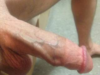 My dick looking to satisfy my wife with a big black cock. Wife wants to experience a large cock in her mouth while sucking on mine. I fantasize about watching her service other black cocks while i masterbate and cum in her mouth.