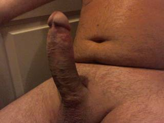 Very nice big thick cock....so suckable