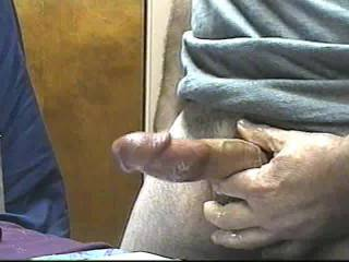 Lots of cum flying. I think you\'ll like this one.