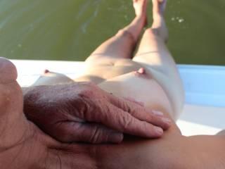 boatinig nude prior to fucking