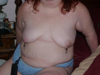 very nice I love to them right off her nice sweet tits mmmmmm