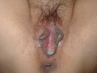 wow id like to suck the cum out of your pussy then suck your pussy lips all night long