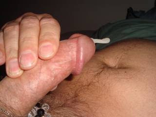 cumming after a great blow job by Red