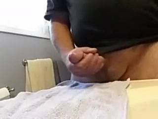 wow...what a great load...would love for you to fill the wife and watch it run out of her tight pussy