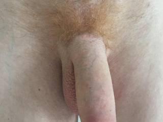 Love to try some! Damn nice cock!
