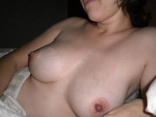 Sweetie if that is your wish then I would love to cum on them.  They are beautiful.  I would love to get my mouth on them first.