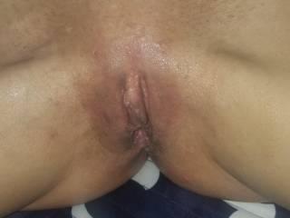 Needs a good lick