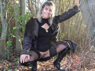 Lisa outdoor