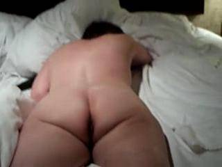 I love the way she looks naked.  That little tour around her body...NICE!  I do love that ass, wish you spent more time in that area so I can really enjoy seeing those tempting cheeks. Good job!