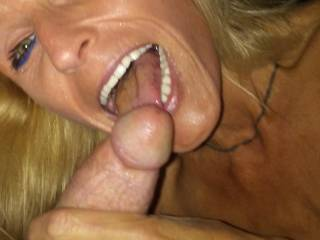 Anyone want a good blowjob from a ho?