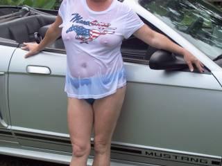 I want to eat ur cunt and fuck u-u on top so I can suck on ur beautiful nipples !!!!