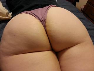 Awesome love your beautiful ass and  the panties between your cheeks priceless !!!!