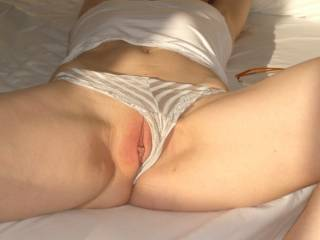 mmmmmmmmmmm no luv to cum balls deep then slip it back it back over  ur pussy to stop my cum from running out