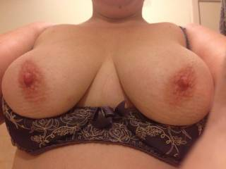 My naughty wife..who can temp her to be naughty