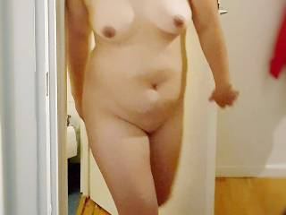 Make me horny, do a cumtribute on my tits!