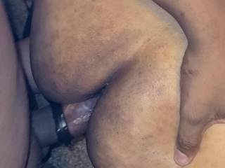 Slow fucking mexys creamy pussy