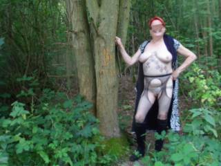 Hi all making one of my many visits to the local forest to get some fresh air dirty comments welcome mature couple