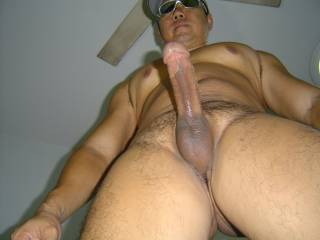 Luv your cock and yeah to hanging on to it!!!!