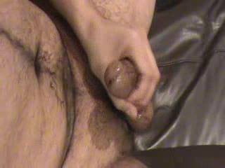 know the feeling well,you said you were straight but all that cum going to waste when i could have had it in my mouth