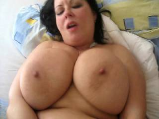 That\'s why i like  BBW!!! So attractives, amazing, sexy!!! And her tits! OMG!!!