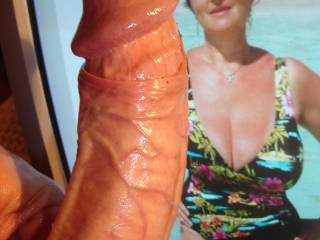 What a beautiful cock!  Can you do the same for me?  Check my pics and my profile for email! ;)