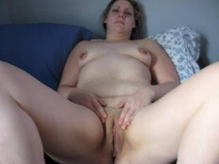 With a hot body and a sweet looking pussy like that,I would be more that pleased to help,,