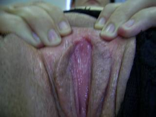 mmmm, can i cum and join the que????  Id love to cum and lick your tasty looking wet pussie into multiple orgasms...Tasting your sweet love juices.xxxx   Youre a real hot and sexy girl, like the perfect fantasy cum true.xxxxx