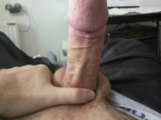 Regular morning dick