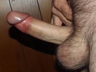 My balls are full and my cock\'s ready to slide into someone...