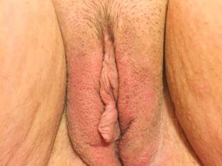 Do you like a saggy ol\' wrinkled pussy better when shaved?