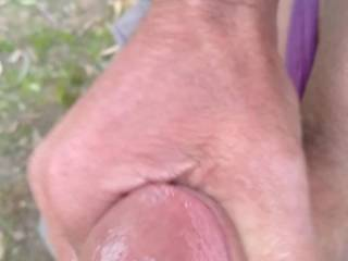 Got a wee bit horny whilst out fishing
