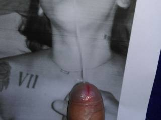 I have your horny wife on my monitor hot fucked.