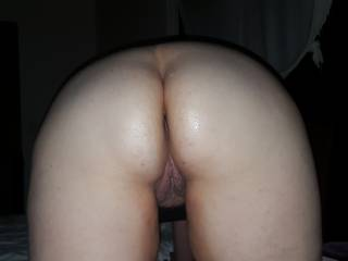 Tell my wife how sexy her ass