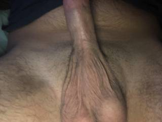 Just horny and hanging out alone tonight :(