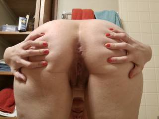 Would anyone be able to dvp creampie please ? Love the dirty mean nasty comments don't stop xoxo