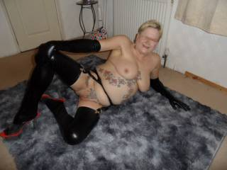 hi all what do you think I should add to this little outfit? dirty comments welcome mature couple