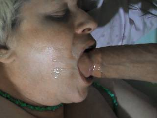 yes, I see you can---mmmm so hot ,want my big hot load too ?