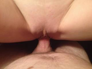 Mmm wish this was my fat hard cock deep inside that tight pussy!!
