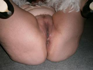 Sweet really Fucking Sweet.  I want to hear my balls slapping your ass.