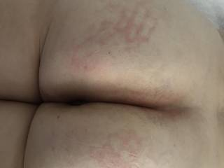Anyone else what to give her a spanking?