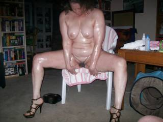 wife naked for friends